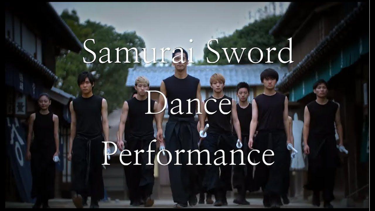 Samurai Sword Dance Performance