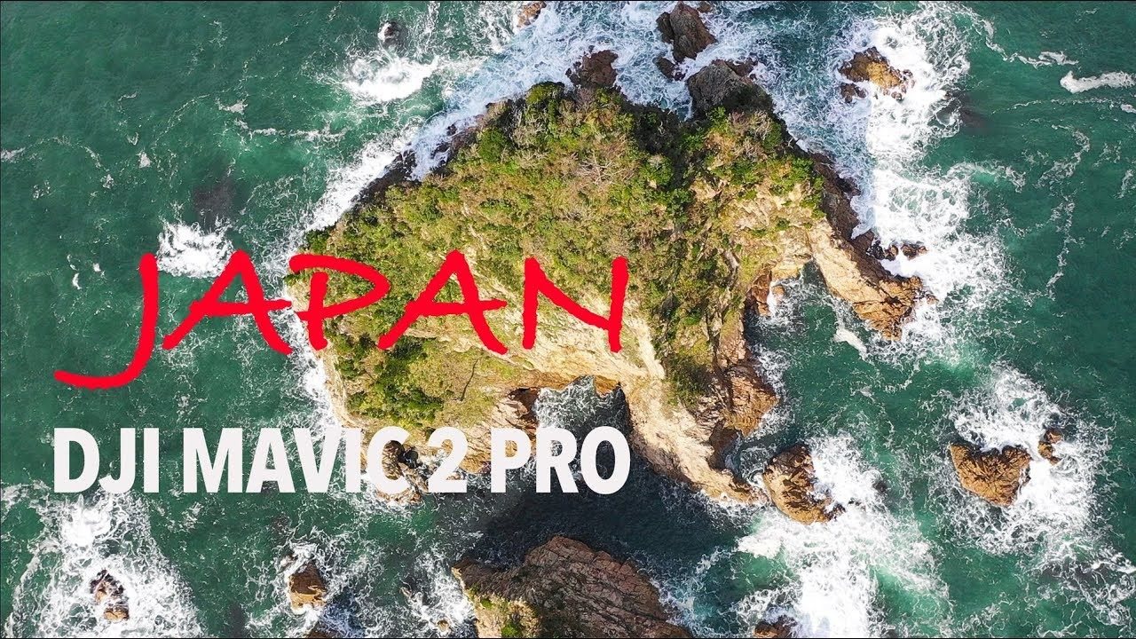 【4K】DREAMYJAPAN shot with DJI Mavic 2 Pro | ドローン 日本絶景空撮